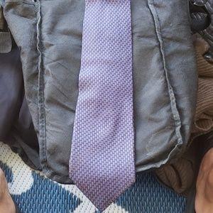 Canali men's tie.